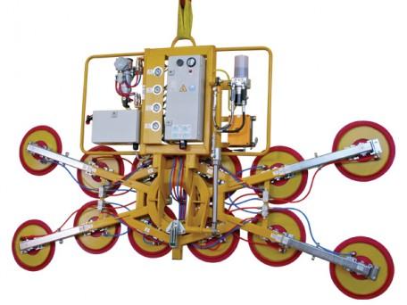 Kombi 7441-Quadra Glass Vacuum Lifter