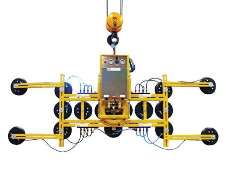 Hydraulica 1200-B Glass Vacuum Lifter