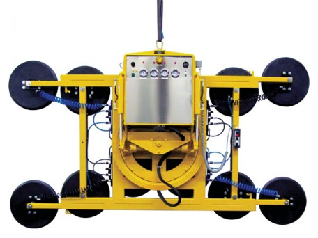 Hydraulica 2600 glass vac lifter