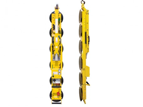 Woods Powr-Grip MRTA611 Glass Vacuum Lifter