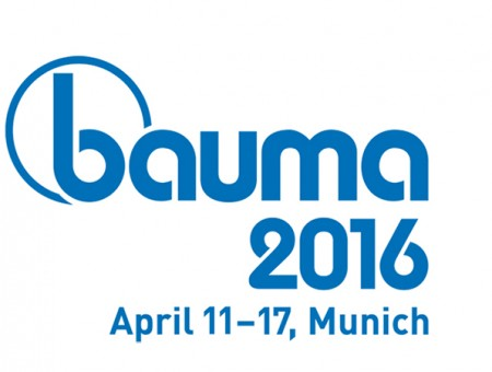 GGR UNIC Showcase New Kit at Bauma 2016