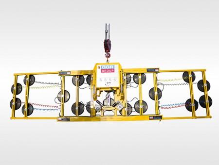 GGR unveils UK's biggest vacuum lifter